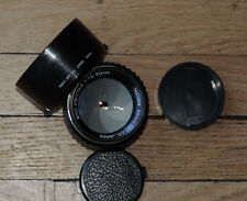 50 mm 1 : 1.2 SMC Pentax, monture K ( K1, K5)