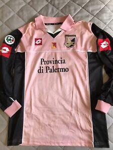 Accardi Palermo Jersey Maglia Lotto Soccer Football Calcio