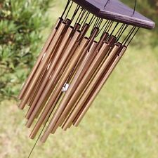 Amazing 16 Tubes Wind Chimes Yard Garden Outdoor Living Windchimes Home Decor
