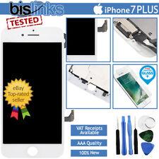Blanco iPhone 7+ 7 Plus Reparación de Pantalla Táctil Digitalizador LCD herramientas de placa trasera de cámara