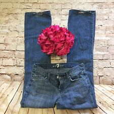 7 For All Mankind Womens Jeans Bootcut Size 26  7FAM