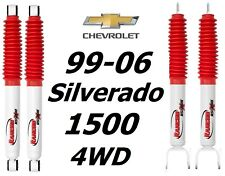 Rancho RS5000X Series Front + Rear Shocks For 99-06 Chevrolet Silverado 1500 4WD
