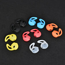 4Pcs Silicone Earpods Covers Earbuds Tips for iPhone 6 7 8 Plus X iPod Earphones