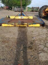 9ft grass field topper mower