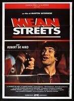 Manifesto Mean Streets Robert De Niro Martin Scorsese Keitel M69