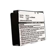 2000mAh 990216 Battery for Pioneer Inno GEX-INNO1 INNO2BK Samsung YX-M1Z Helix