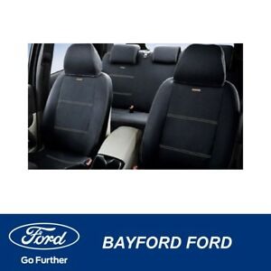 GENUINE FORD TERRITORY WATER PROOF FRONT SEAT COVERS