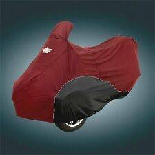 Can-Am RT Spyder Full Cover by UltraGard - Cranberry over Black (4-475AB)