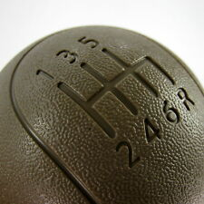 Manual Tan Gear Knob for Nissan Navara D40 (6 speed)