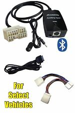 BlueTooth A2DP iPhone 5 6 Samsung Etc Car Stereo Adapter select Honda Nav Cars