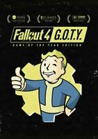 Fallout 4 Game of the Year Edition GOTY Steam Game Key (PC) -- Region Free