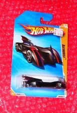 2010 Hot Wheels New Models Batmobile #42 R6456-0910M  price sticker on package