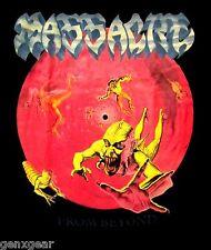 MASSACRE cd cvr FROM BEYOND Official SHIRT XXL 2X new