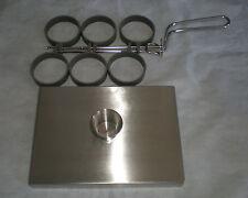 6 ring commercial egg ring, rings, 5001602-6