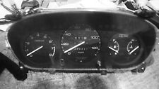 HONDA CIVIC 5 speed manual tachometer gauge cluster 190747 miles 1996-2000