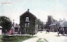 More details for welford west end nr lutterworth old postcard used 1905 goodfellow