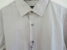 "Paul Smith SLIM FIT Formal Shirt 16.5"" Eu 42 ""LONDON"" Single Cuff Made in Italy"