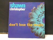 SHAWN CHRISTOPHER Don't lose the magic 115097
