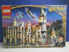 4709 lego HARRY POTTER HOGWARTS CASTLE complete SET minifigure 1st EDITION