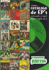 CATALOGO EP 's MUSICA ESPAÑOLA VOL 3 SPANISH EP GRUPOS LONE STAR LOS RELAMPAGOS