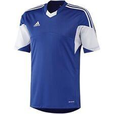Adidas Tiro 13 Youth Soccer Jersey Cobalt Blue Climacool Z71495 $35  L NWT