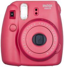 Fuji Instax Mini 8 Himbeere Sofortbildkamera ! Sofortbildkamera Hochzeit Mini8