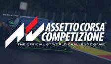 Assetto Corsa Competizione Region Free Steam Multi Activation GLOBAL PC