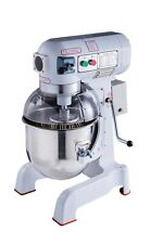 20l 10 Hp Nsf Commercial Dough Food Mixer 3 Speed For Pizza Bakery Amp Restaurant