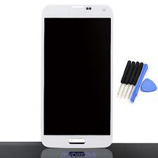 Blanc Ecran complet pour Samsung Galaxy S5 i9600 G900F vitre tactile & ecran LCD