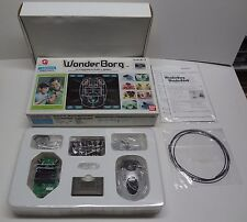 Wonderborg For Wonderswan Silver Bandai Wonderswan Japan NEW