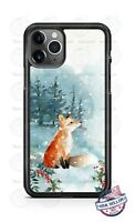 Winter Fox Country Life Holiday Phone Case For iPhone Samsung Note 20 LG Google