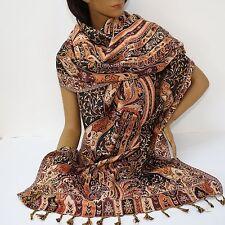 bufanda pañuelo mujer Classic Estilo Caliente Larga Oriente jamawar 200x70cm 20