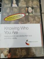 DVD: Knowing Who You Are: Develop Racial Ethnic Identity Disparity Child Welfare
