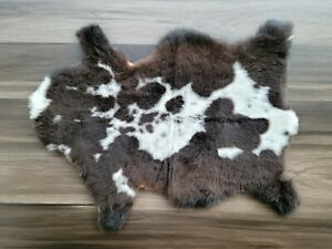 SHEEPSKIN RUG Natural Sheepskin Fur - Australian Sheep Rug, 24 x 33 in.