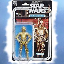 SEE-THREEPIO C-3PO Star Wars Black Series 40th Anniversary 6 Inch Figure NIP