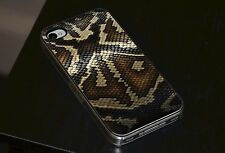Snake Skin Print Phone Case Fits iPhone 4 4s 5 5s 5c 6