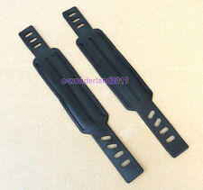 1 Pair Generic Pedal Straps for Exercise Bike Stationary For Most Schwinn & More
