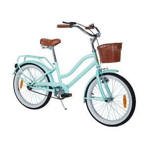 50cm Bella Cruiser Bike Comfortable Spring Seat Bicycle For Kid's Gift R1..