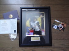 Pablo Aimar 100% Reliable Autographed Signed Photo with COA Framed Valencia 2