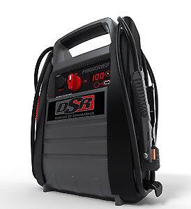 DSR Schumacher DSR114 Pro Series 2200 Amp Jump Starter NEW