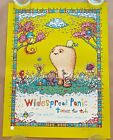 Widespread Panic MARQ SPUSTA Tunes For Tots Poster Absinthe Artist Edition xx/90