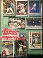 Pick your cards - Lot - 2019 Topps Series 2 inserts, parallels, rookies