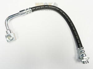 98-02 Camaro Firebird Trans Am Hydraulic Brake Caliper Hose Line Front LH CEN