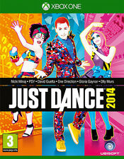 Just Dance 2014 ~ XBox One Kinect Game (in Great Condition)