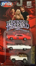 Joyride Dukes of Hazzard Movie Pursuit Set General Lee Daisy Jeep Boss Hogg 1/64