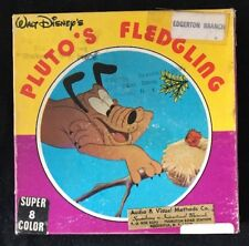 Walt Disney Pluto's Fledgling Super 8 Color