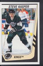 Panini 1989-1990 NHL Ice Hockey Sticker No 92 - Steve Kasper - Kings