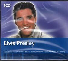 ELVIS PRESLEY - Sealed 3-CD / 54-Track Collection (2008)