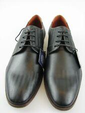 Daniel Hechter 811-21903 Business Schuh schwarz Leder Gr.42
