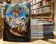 The Promised Neverland 1/10 Serie Completa - Jpop Manga - ITALIANO NUOVO #NSF3